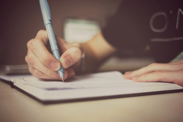 escribir letra firma dibujo caligrafia analisis grafologico
