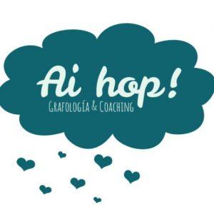 Logotipo Ai hop Coaching & Grafologia