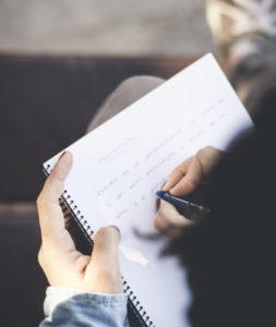 escritura-grafologia-cuaderno