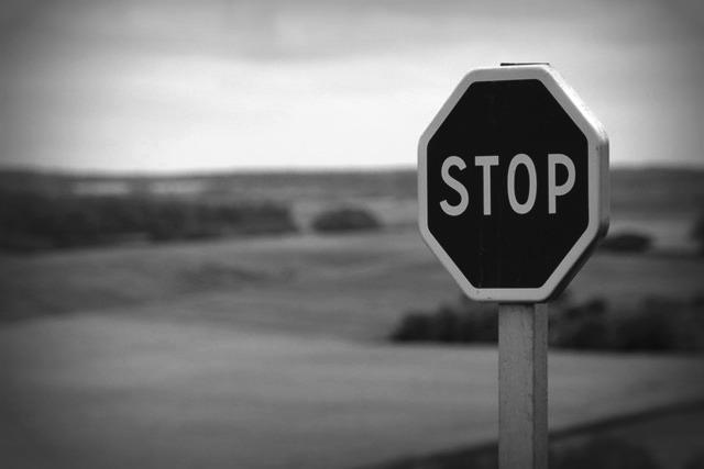 stop-señal