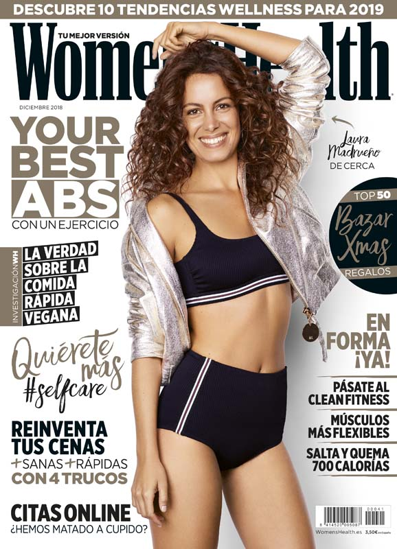 women's health diciembre 2018