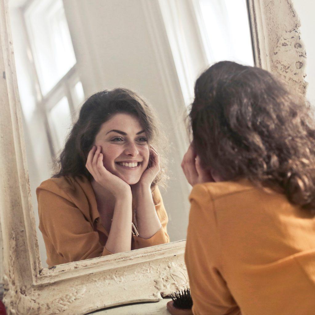 espejo te quiero autoestima