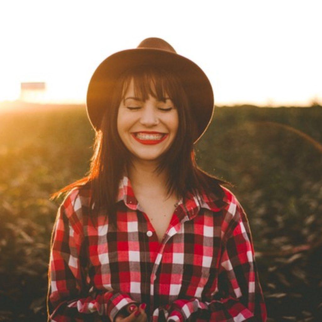 emocion feliz sonrisa