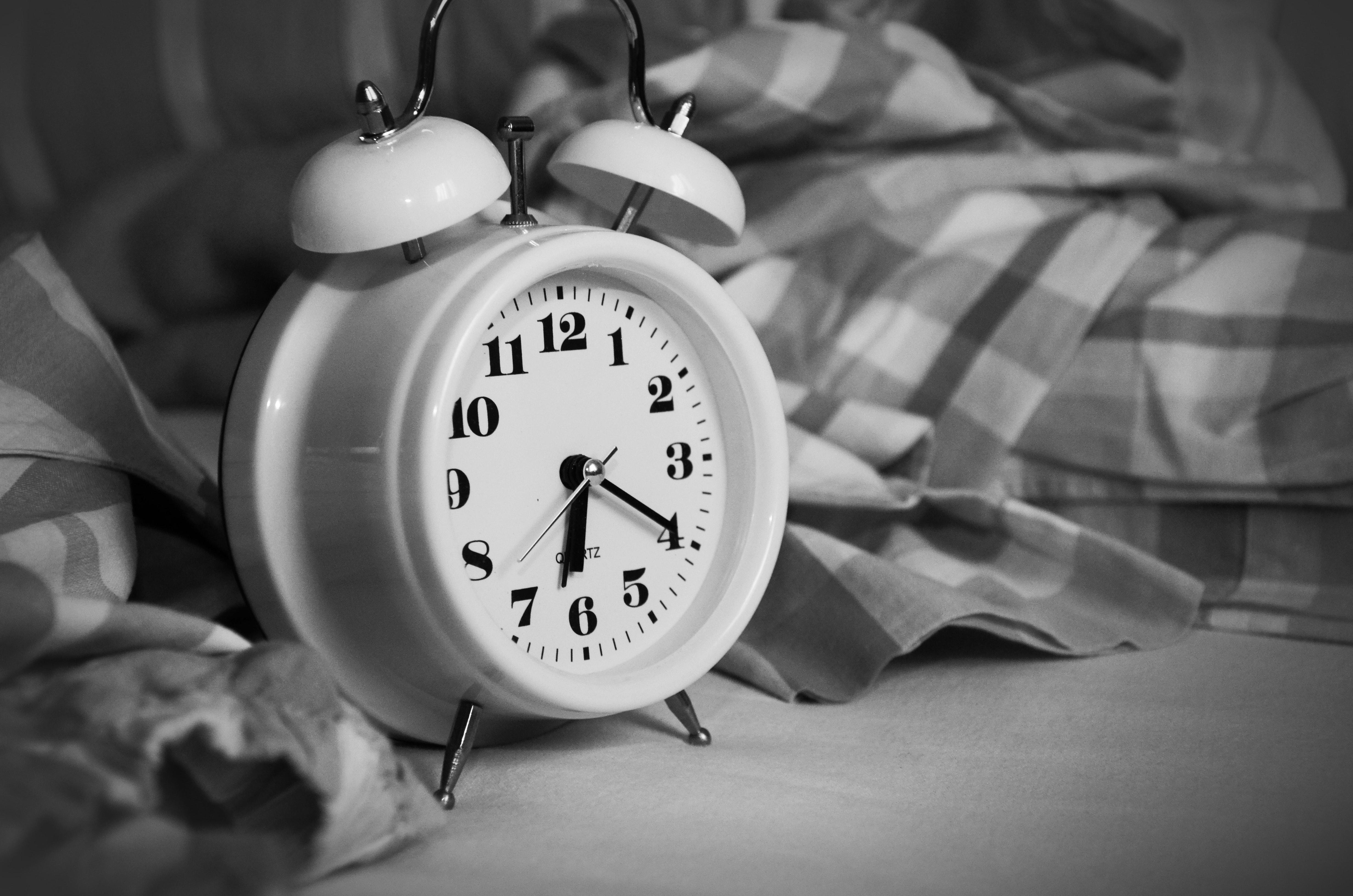 reloj horario saludable salud
