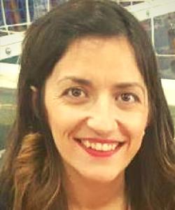Rebeca, 36 años. Técnico de radiología