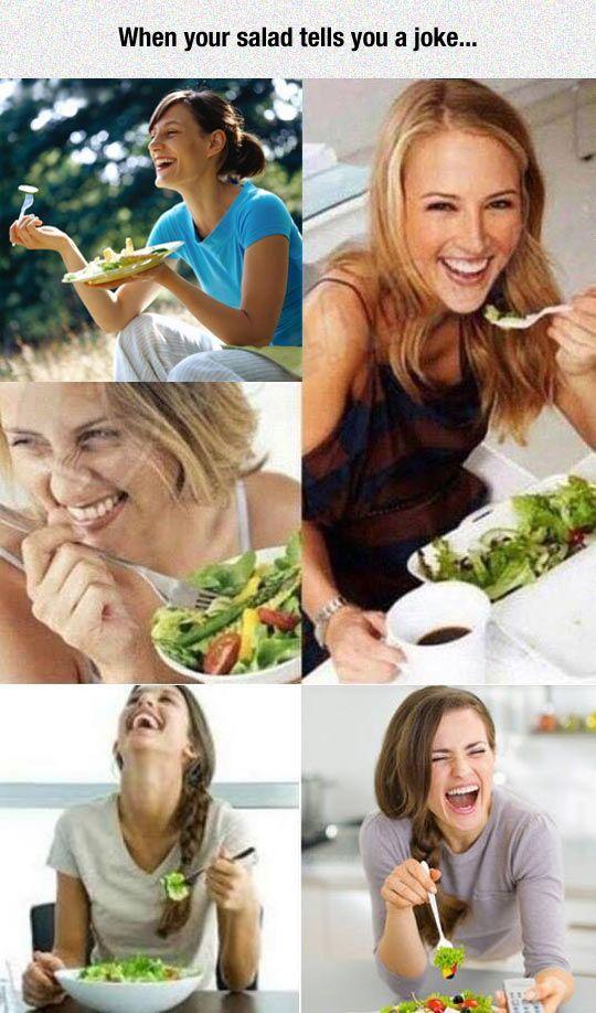 ensalada chiste