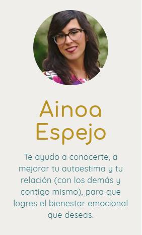 Ainoa Espejo web aihop coaching