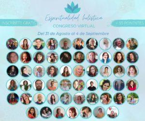 Congreso online Espiritualidad Holistica - ponentes1